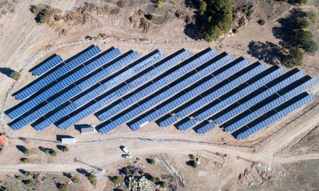 CW Enerji- Balıkesir -Dursunbey-güneş enerji santrali