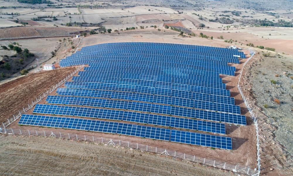 CW enerji- güneş enerjisi santrali