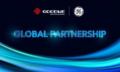 GOODWE PARTNERSHIP WITH GE